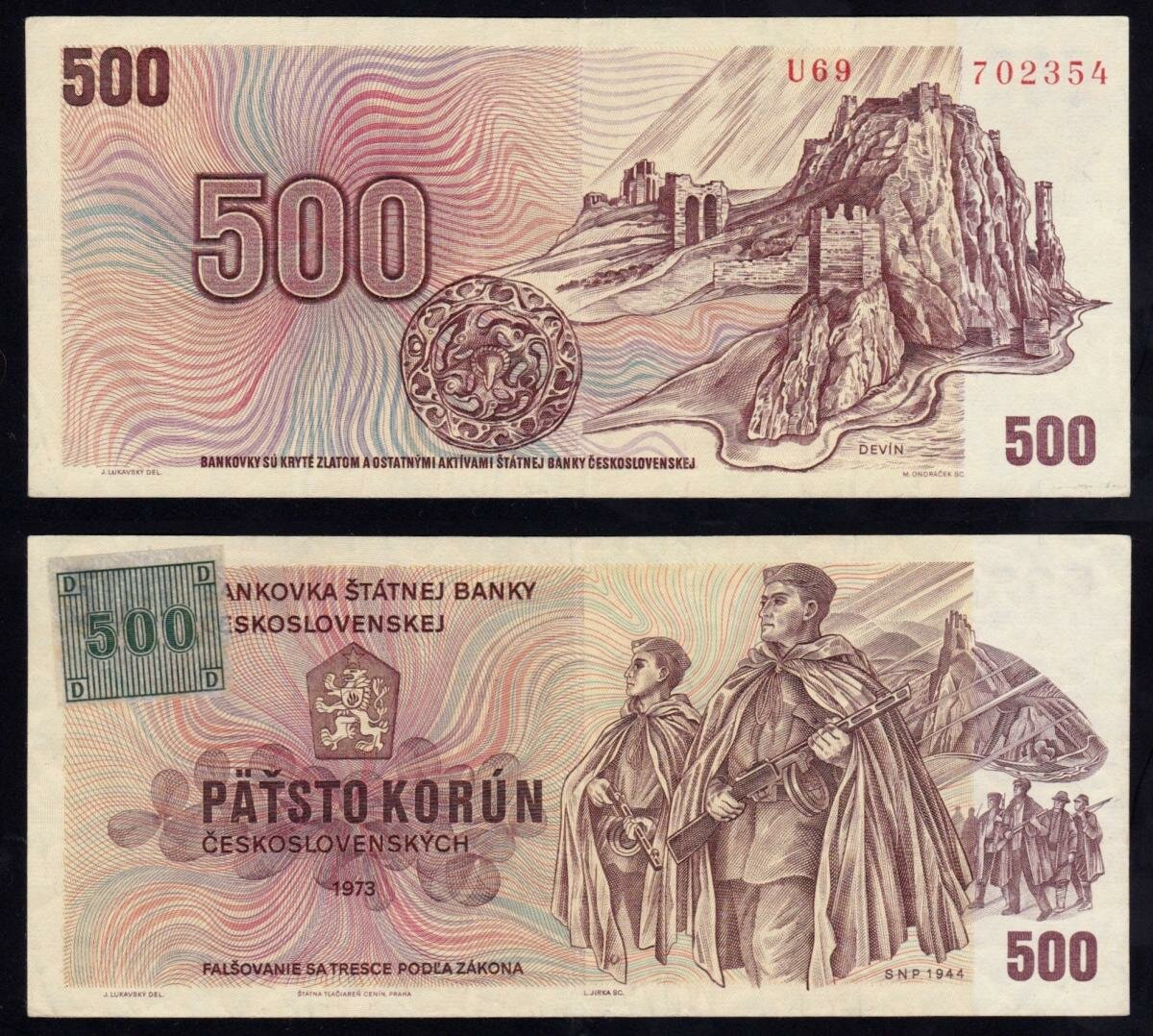 Деньги Чехословакии